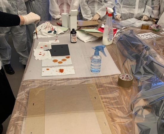 Sorropago, Laboratorio Luiss 3