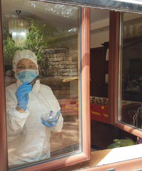 Corso di balistica forense di I livello, ricostruzione della scena del crimine13